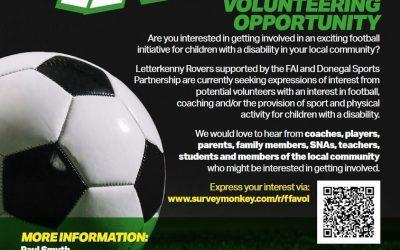 Soccer for All LKRovers