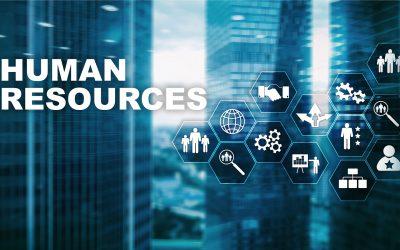 Human Resources Hr Management Concept. Human Resources Pool, Cus